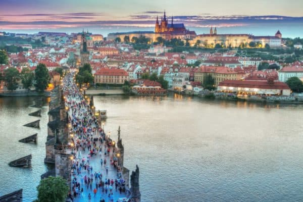 prague-czech-republic-bridge