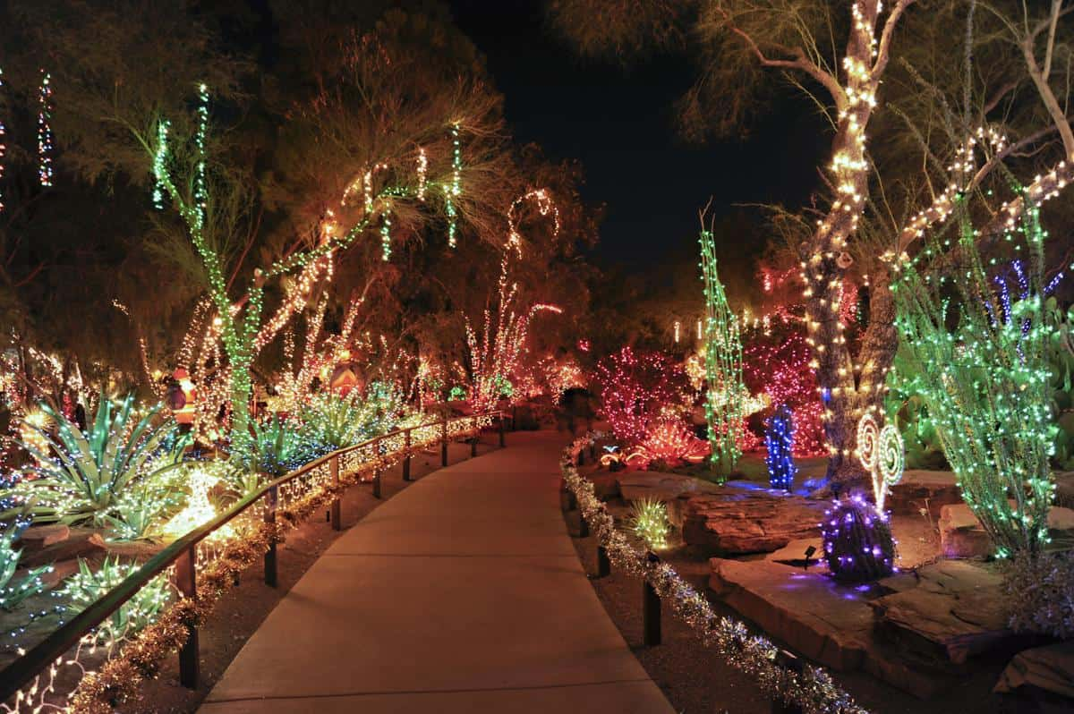 Ethel M Christmas Lights 2021 Ethel M Chocolate Light The Night Spectacular Best Family Escapes