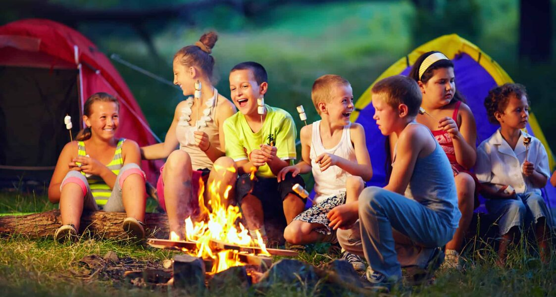 How to Camp with Kids: A Beginner's Guide