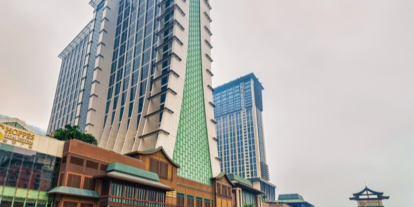 The Londoner Hotel in Macao, formerly known as Sands Cotai Central hotel