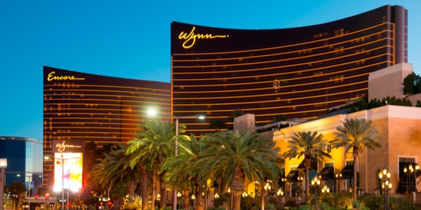 Wynn and Encore Hotels in Las Vegas, Nevada, USA, some of the biggest hotels and resorts in the world